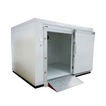 Deep Blast Freezer Cooling Room